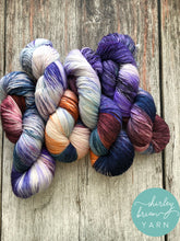shirley brian yarn Sailor Sock - incendio