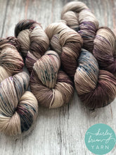 shirley brian yarn Sailor Sock - peverell