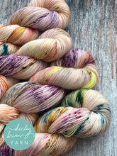 shirley brian yarn Sock Fingering Yarn scathingly brilliant idea