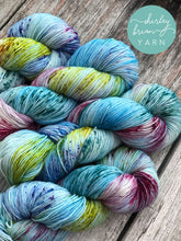 shirley brian yarn Sailor Sock - A Scathingly Brilliant Idea