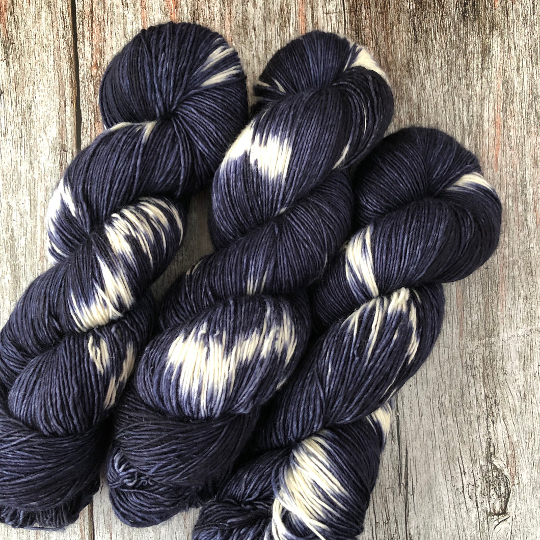 Merino Single Sock - Breton
