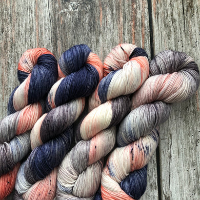 Shirley Brian Yarn Soko Sock Surf Camp