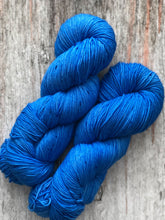 shirley brian yarn Sailor Sock - Who Knows Where Thoughts Come From?  They Just Appear.