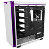 H440 - Matte White + Purple