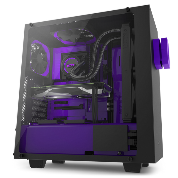 S340 Elite Limited Purple Edition