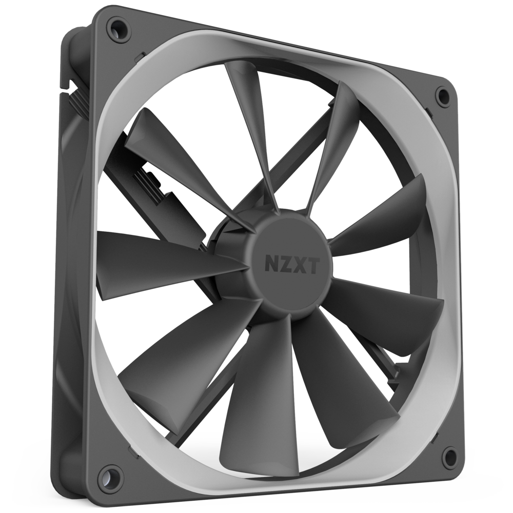 NZXT Aer F High Performance Airflow PWN Fan