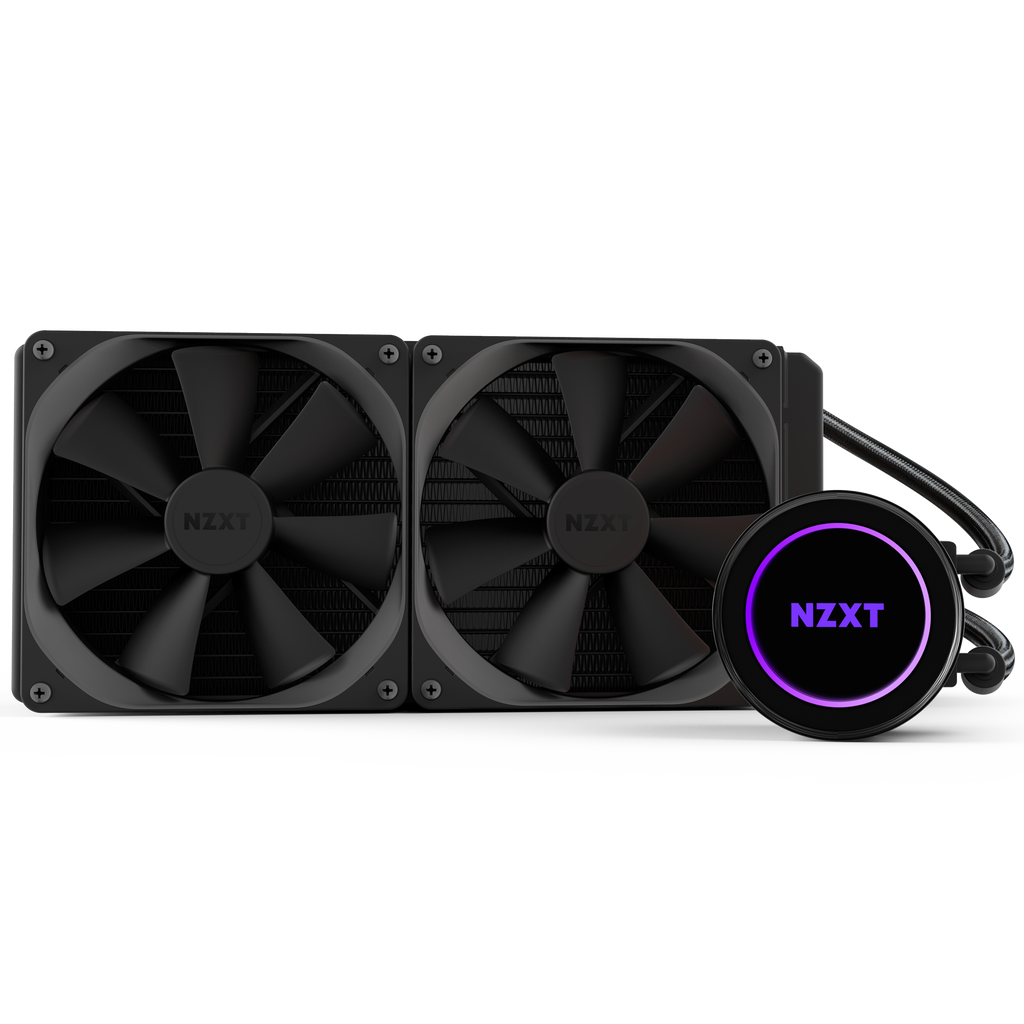 REFURBISHED - NZXT Kraken X62 280mm - All-in-One RGB CPU Liquid Cooler