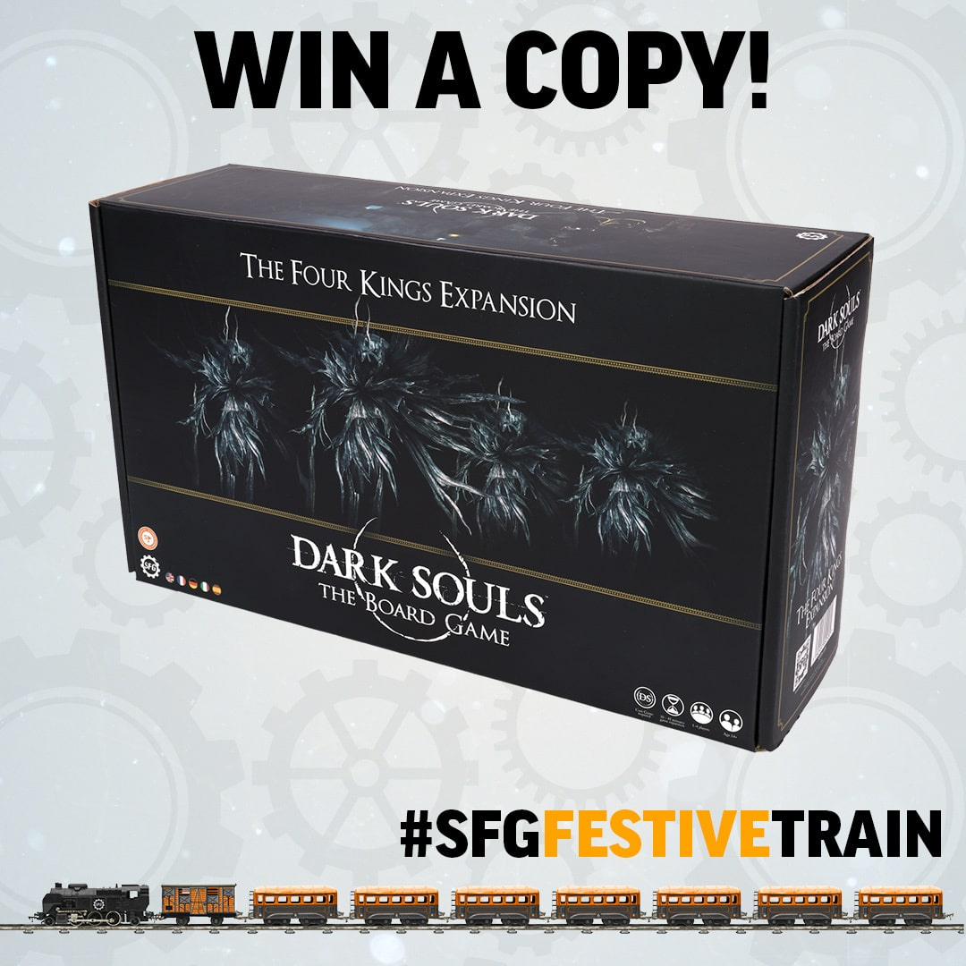 Dark Souls Four Kings Competition