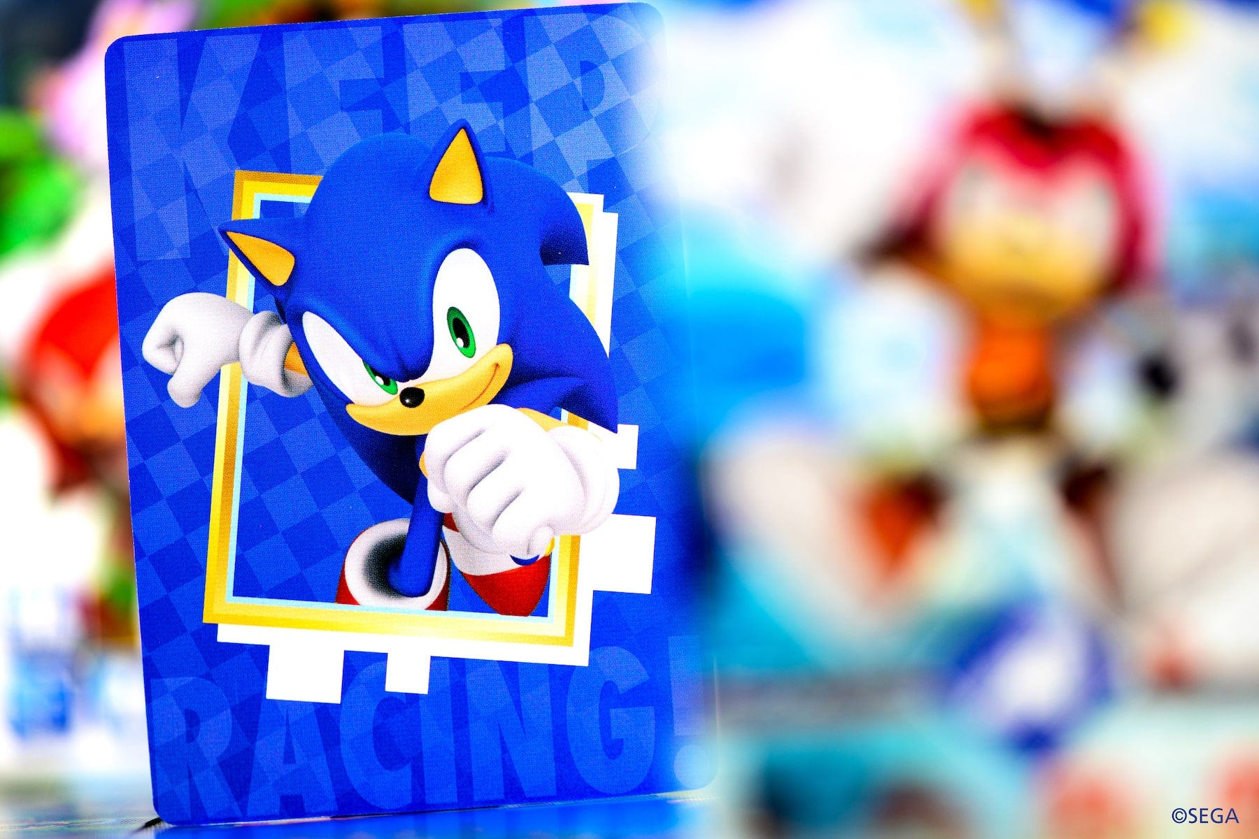 Sonic-Player-Character-Card