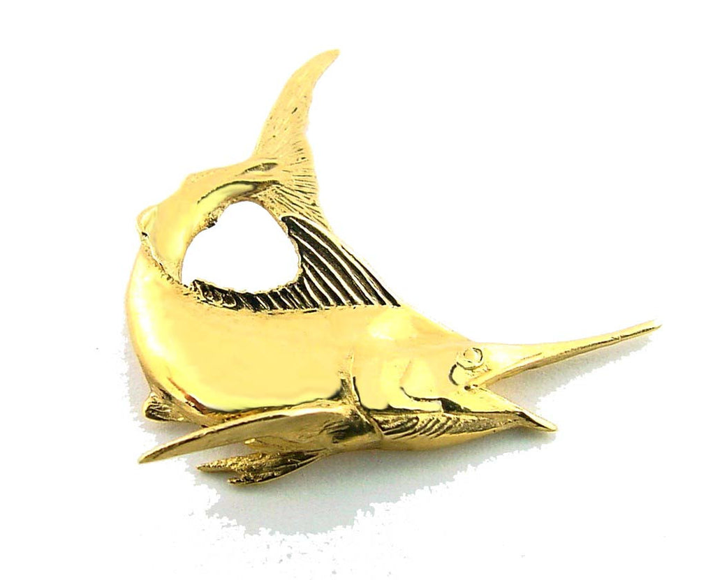 MC-039 Marlin in Flight Charm/Pendant