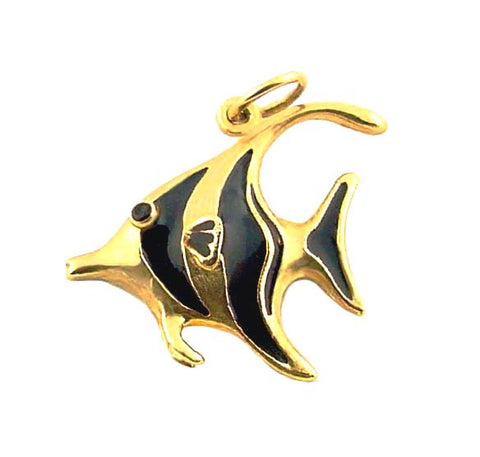 MC-040 Moorish Idol Charm/Pendant