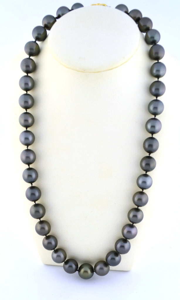 N-107 Tahitian Pearl Necklace