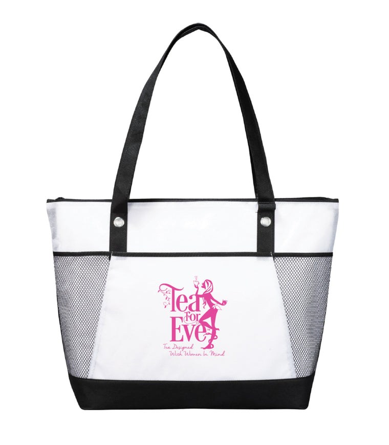 Zippered Tote