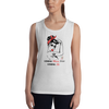 'Strong Women' Ladies' Muscle Tank