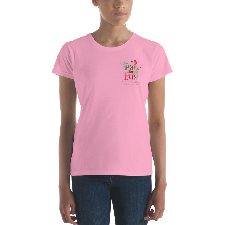 Women's short sleeve TEA-shirt