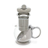 Shelby Stainless Steel Wrapped Teapot by Pinky UP®