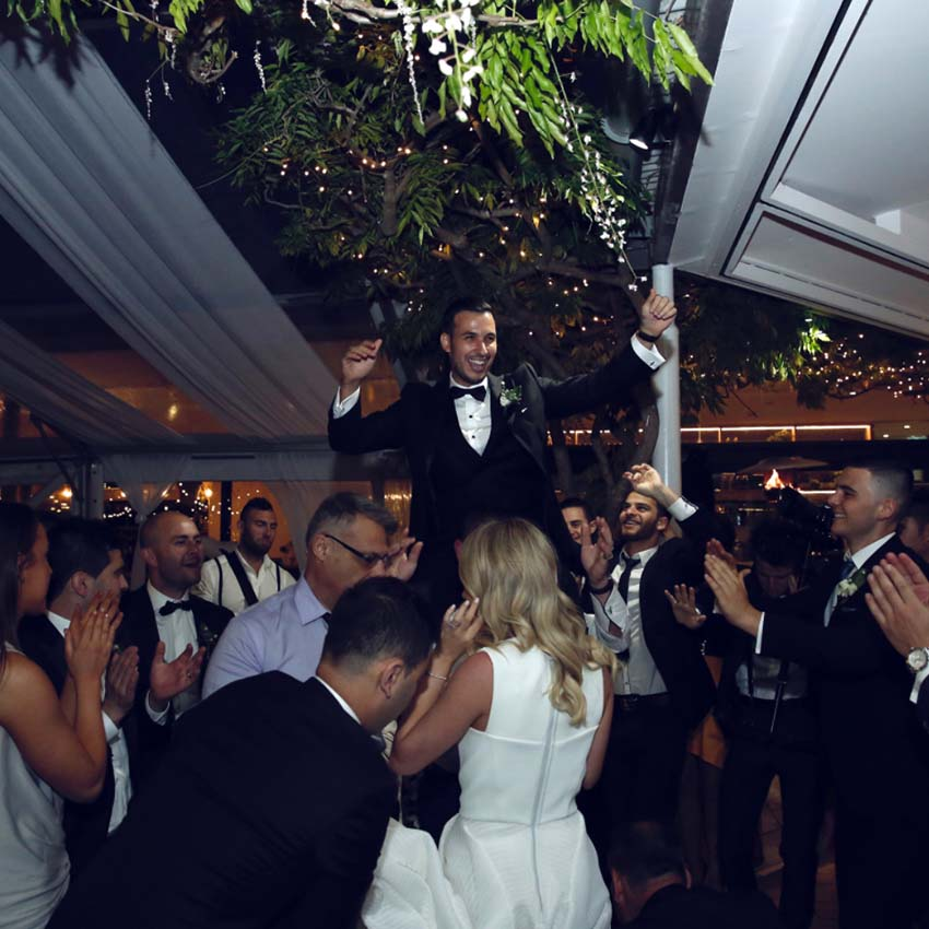 WEDDINGS - Tailor & Co Sydney.