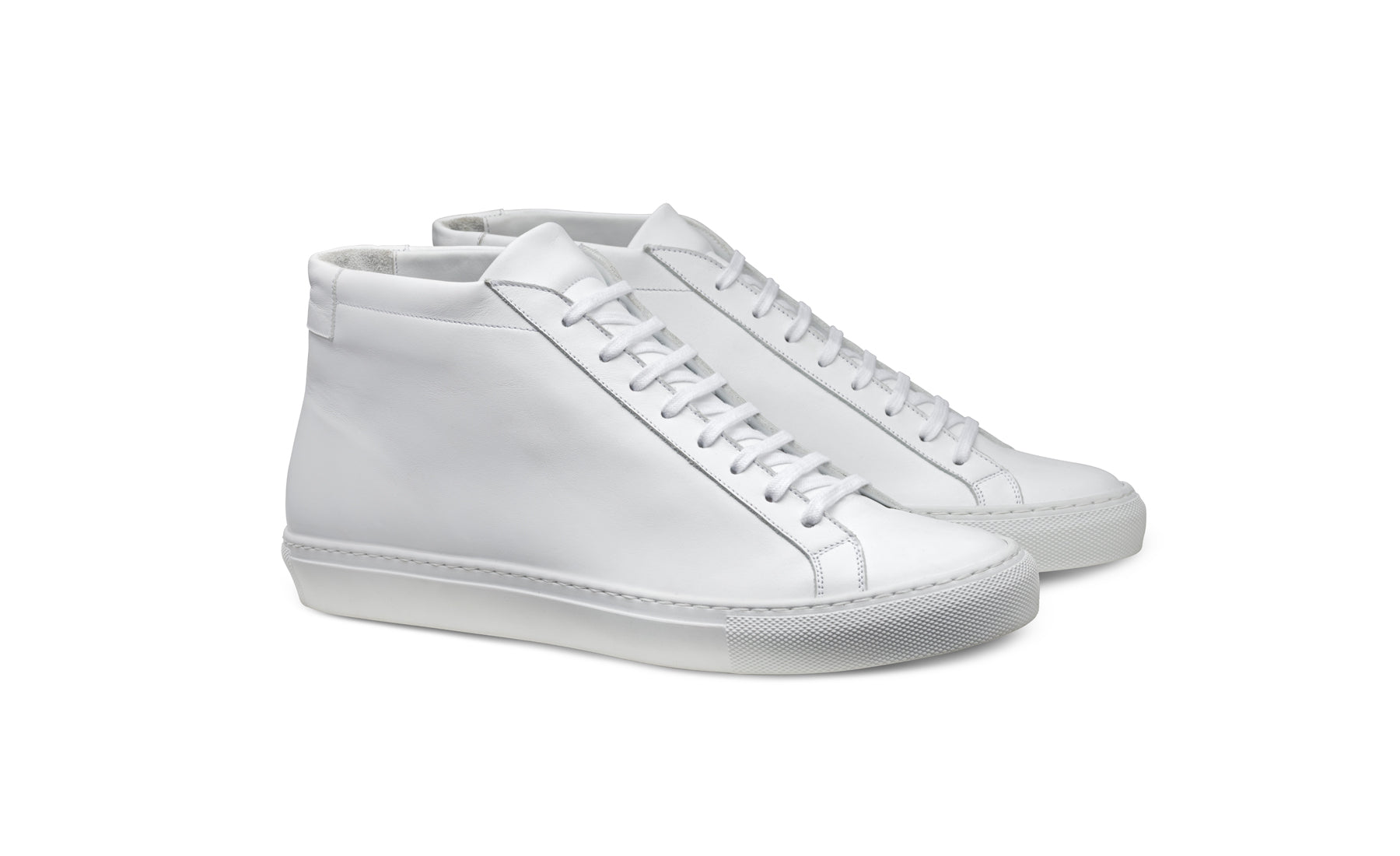 <center>Leather Sneaker / High top</center>