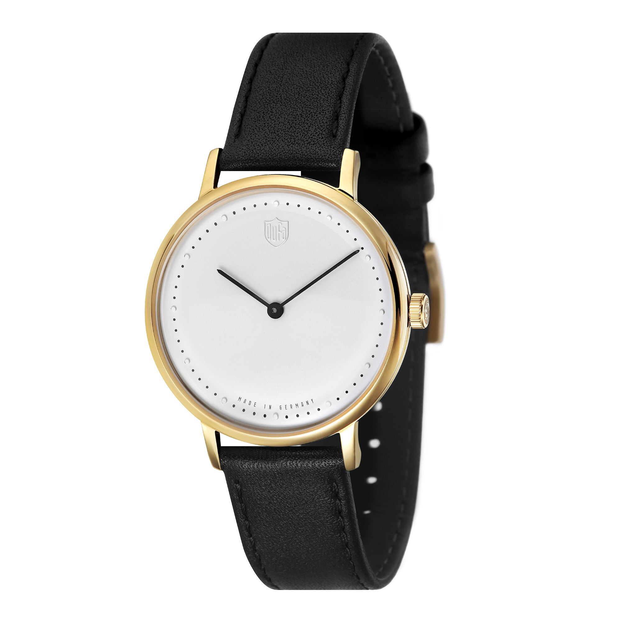 cork eur watches watch bauhaus black