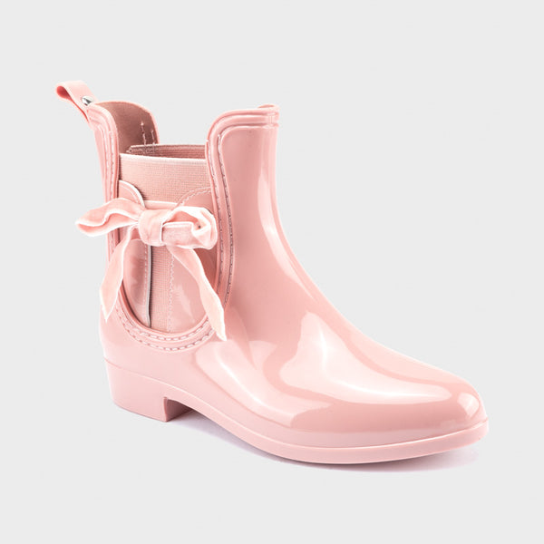 AW20 Mayoral Girls Rose Pink Chelsea Boot Wellies 44163