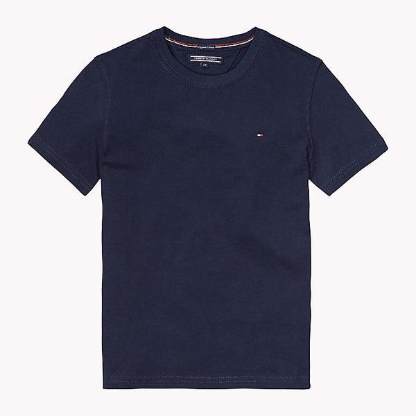 SS18 Tommy Hilfiger Boys Navy T-Shirt