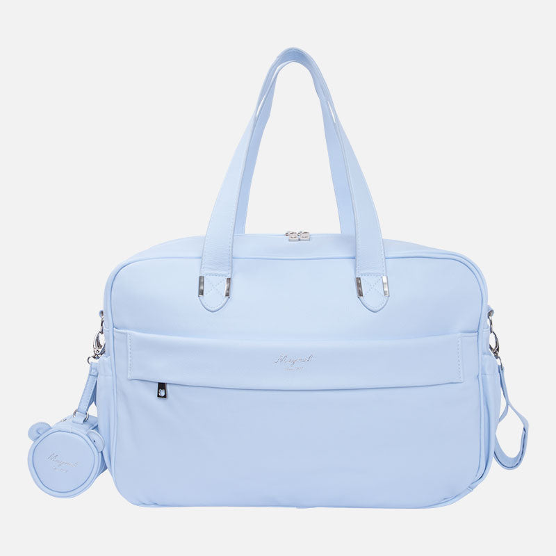 Mayoral Baby Changing Bag - Blue 19268 - Liquorice Kids