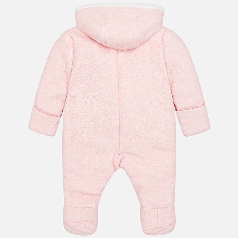 288ed8163 AW18 Mayoral Baby Girls Pink Stars Snow Suit 2616 – Liquorice Kids