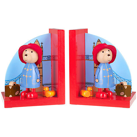 Orange Tree Paddington Bear Bookends