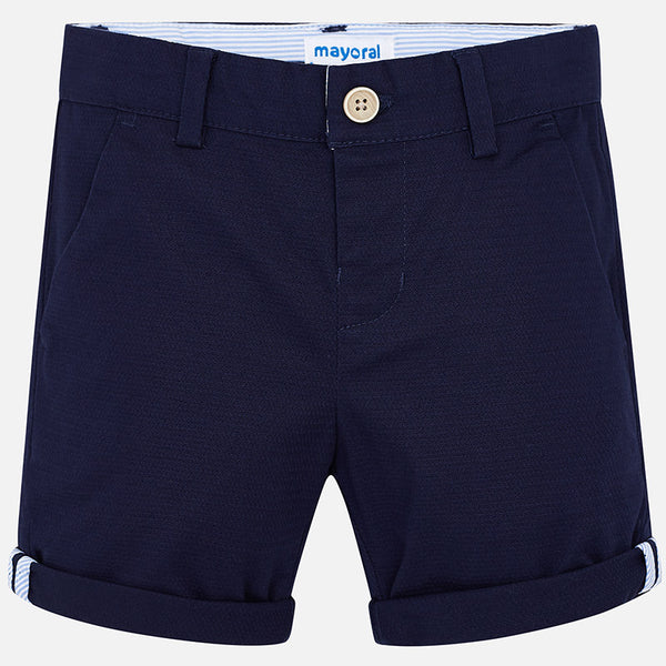 SS18 Mayoral Boys Navy Chinos 3246
