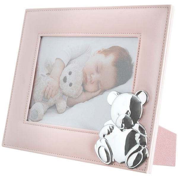 Mayoral Baby Pink Teddy Bear Photo Frame 19217