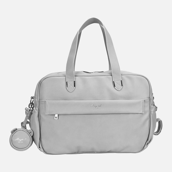 Mayoral Baby Changing Bag - Grey 19268 - Liquorice Kids