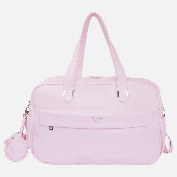 Mayoral Baby Changing Bag - Pink 19268 - Liquorice Kids