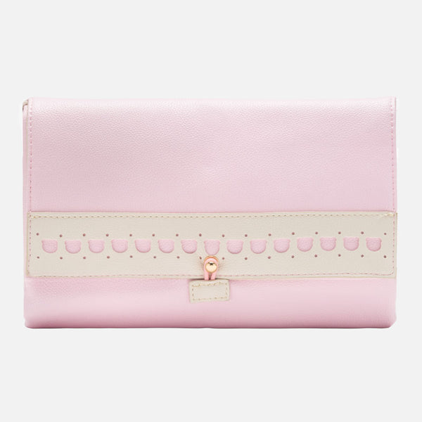 Mayoral Pale Pink Leatherette Padded Changing Mat 19515