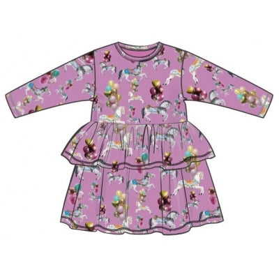 AW20 Happy Calegi Girls Carousel Dress