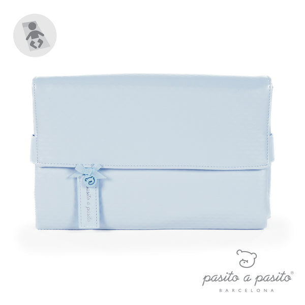 Pasito a Pasito New Cotton Blue Changing Mat
