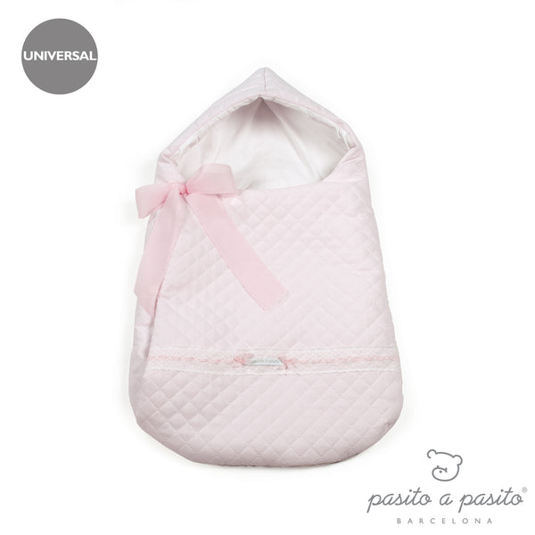 Pasito a Pasito Oxford Pink Sleeping Bag 4486e9de8