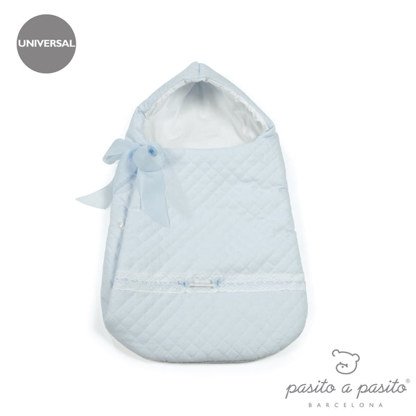 Pasito a Pasito Oxford Blue Sleeping Bag