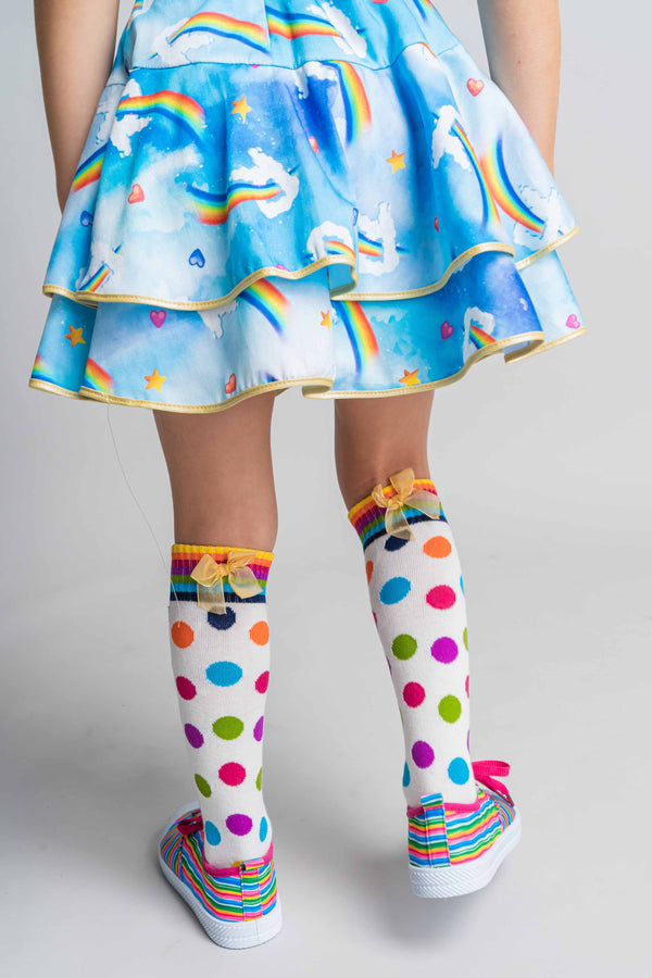 SS21 Rosalita Girls Atkinson Knee High Socks