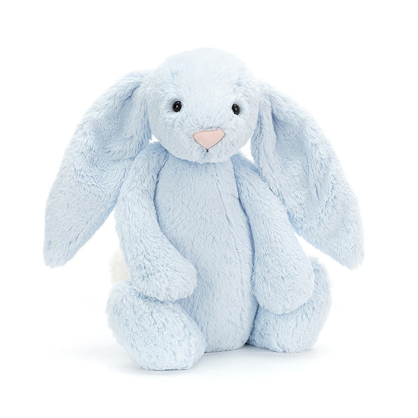 Jellycat Bashful Blue Bunny Large