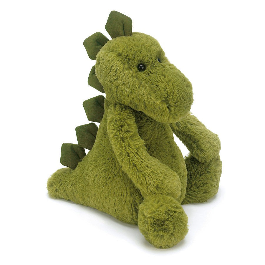 Jellycat Bashful Dino Small - Liquorice Kids