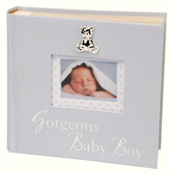 Bambino 'Gorgeous Baby Boy' Photo Album