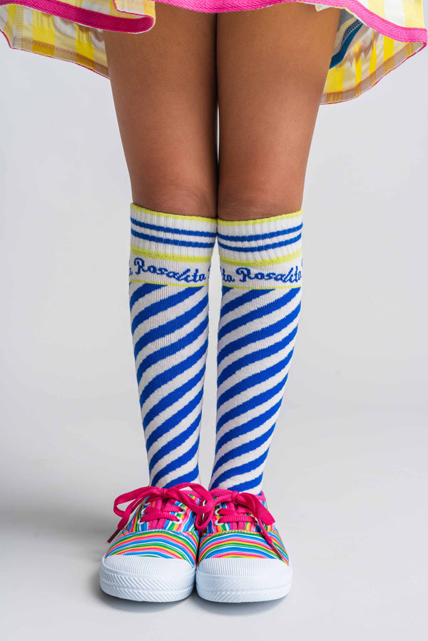 Rosalita Girls Dixmont Knee High Socks