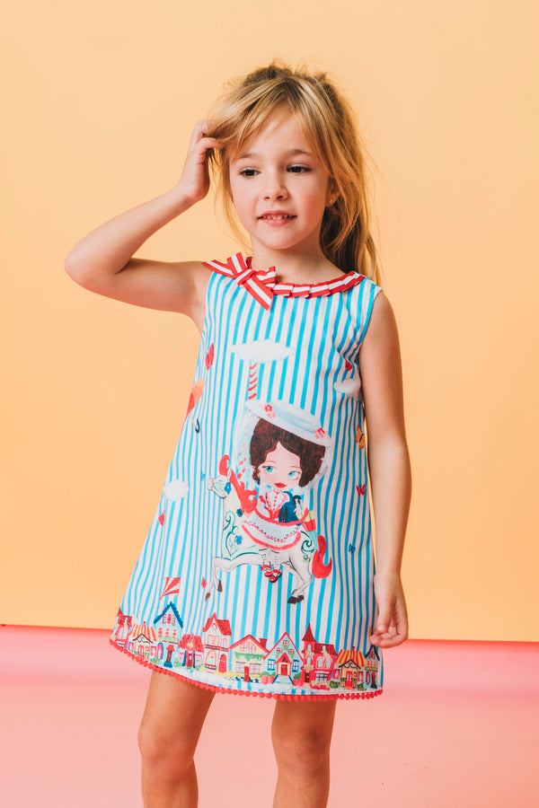 SS20 Rosalita Girls Edmonton Mary Poppins Dress