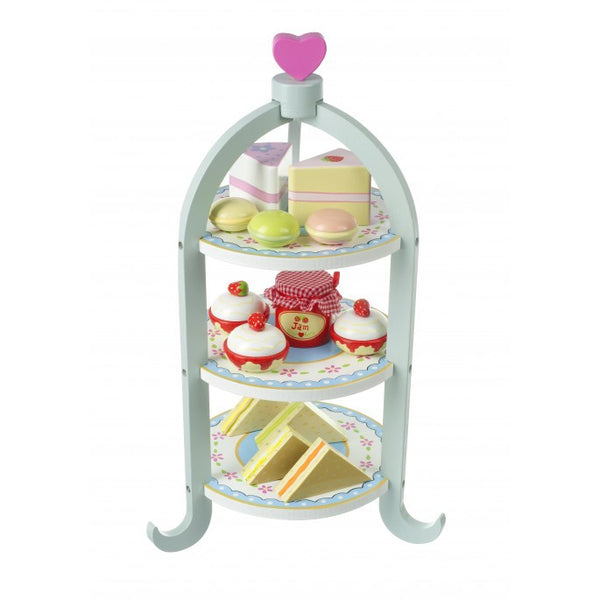 Orange Tree Farm Kitchen Afternoon Tea Set