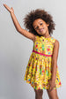 SS21 Rosalita Girls Maxfield Summer Fruits Dress