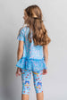 SS21 Rosalita Girls Merill Mermaid Leggings Set