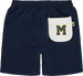 SS20 Mitch & Son Boys Sebastian Navy Blue & Lemon Short Set