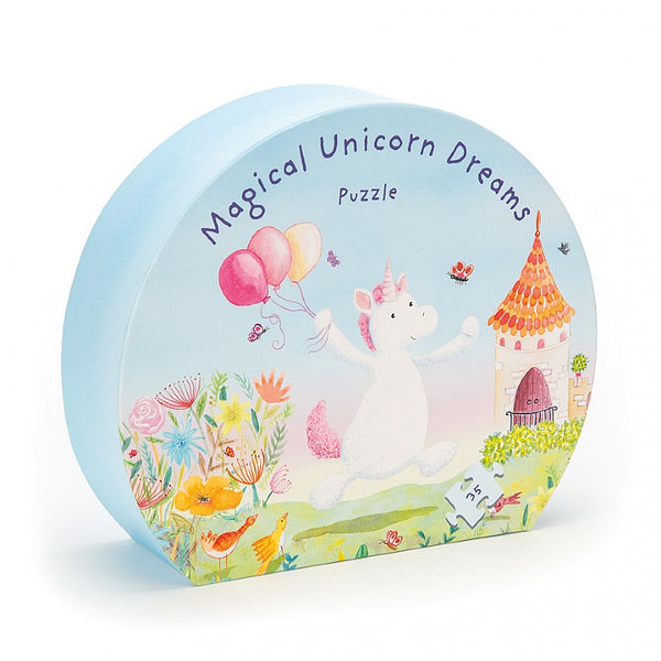 Jellycat Magic Unicorn Dreams Puzzle