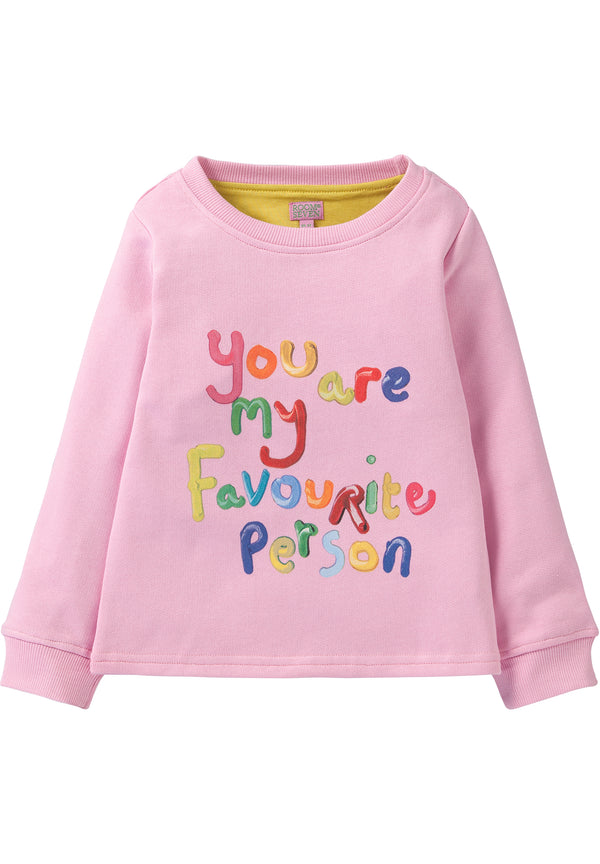 SS19 Room Seven Girls Hassa Sweater 34 You Are My Favourite Person