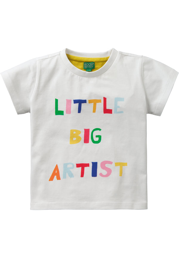 SS19 Room Seven Girls Tino T-Shirt 01 Little Big Artist